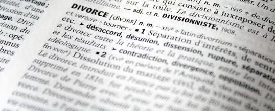Impact du divorce d'un dirigeant d'une entreprise en France